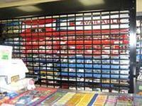 Cigarette Display Security Roll Up Grille Door