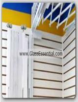 Folding gate Cigarette Display Protection-4