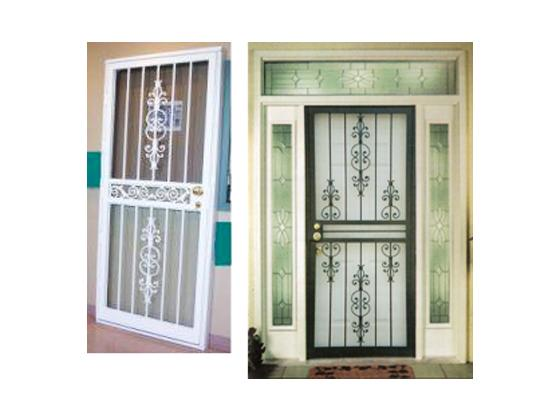 Security Screen Storm Doors-2
