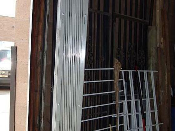 Folding Gate for Shipping Door Security-3