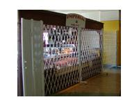 Folding Gate For Movable Access Control-7