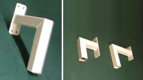 Folding Gate Accessories Angle Bracket