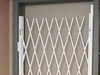 Folding Security Gate For Man