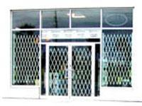 Store Front Folding Security Gate