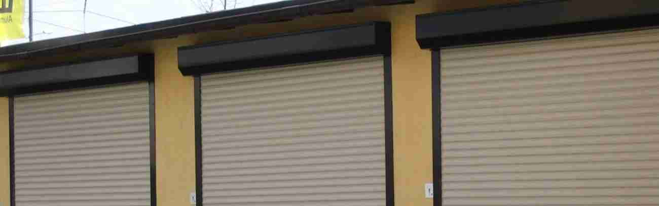 Roll Up Shutters