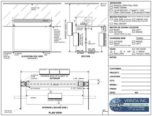 Shop Drawing