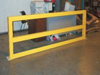Safety Railing to Protect valuables