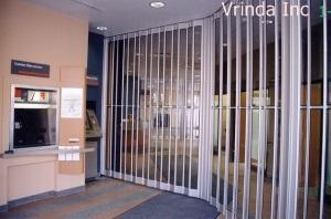 Sliding Folding Security Grille-10