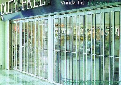 Sliding Folding Security Grille-23