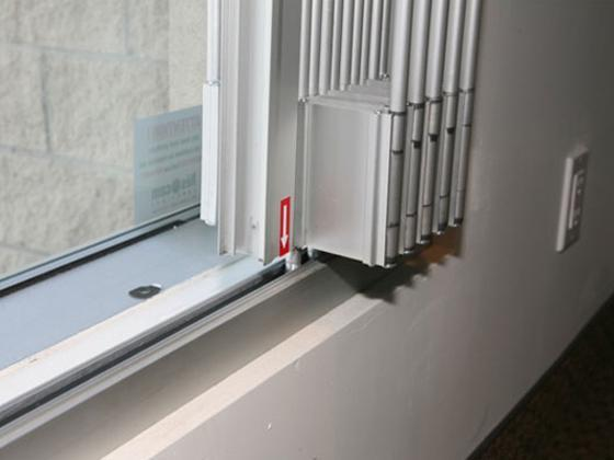 window security grille folding