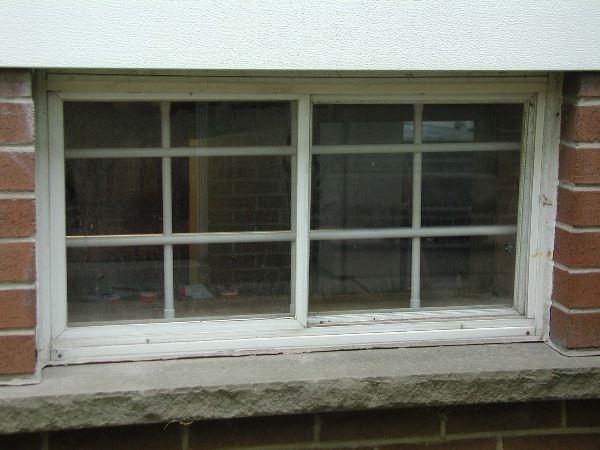 Decorative Window Security Bars Colonial-1