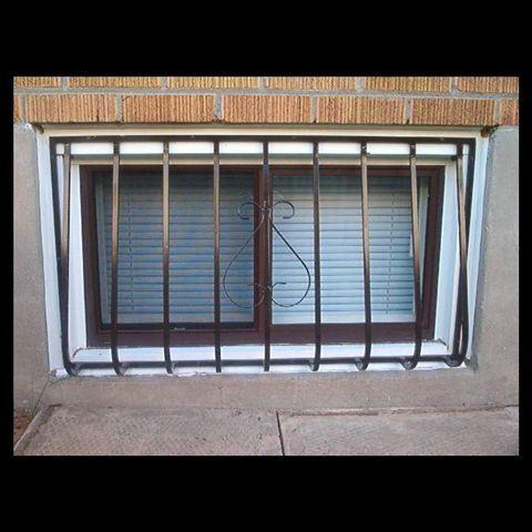 Decorative Window Security Bars Spanish-2