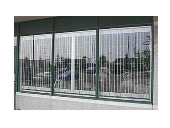 Folding Window Grille Secure
