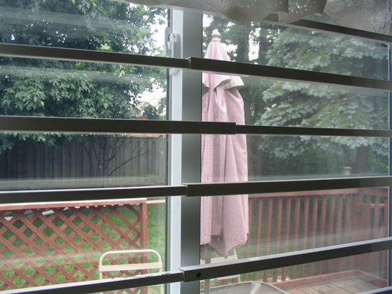 Steel Removable Security Bars For Window-4