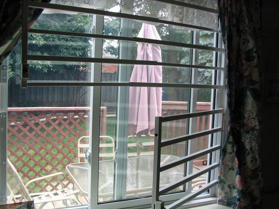 Steel Removable Security Bars For Window-6