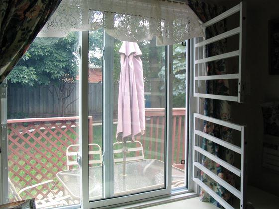 Steel Removable Security Bars For Window-7