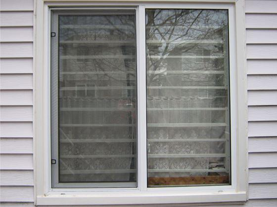 Steel Removable Security Bars For Window-14