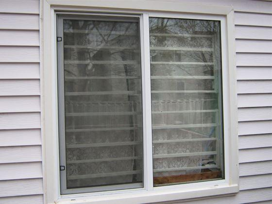 Steel Removable Security Bars For Window-15