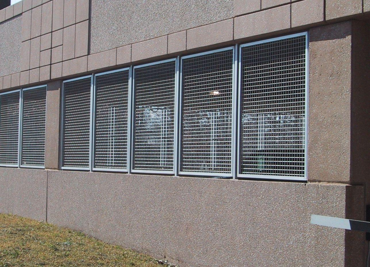 Wire Mesh Window Guard-2