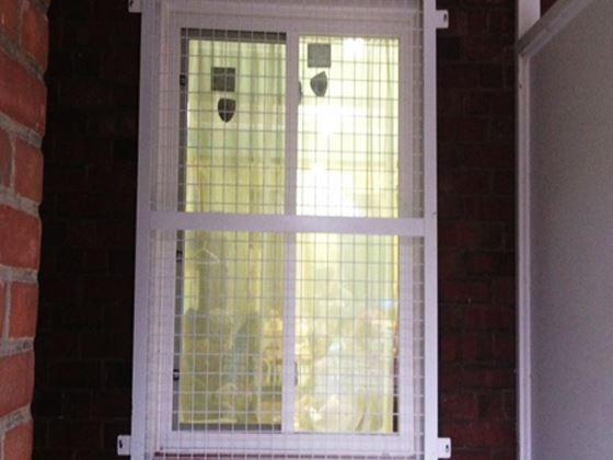 Wire Mesh Window Guard-6