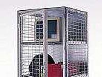 Wire  Mesh Locker-1