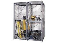 Wire Mesh Locker-2