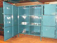 Mobile Container Storage Unit
