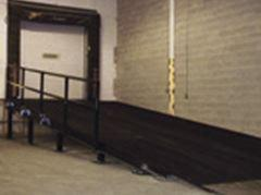 Ramp for Dock Door